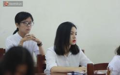 Thi cử căng thẳng là thế mà các nữ sinh Việt vẫn xinh xắn và rạng ngời trong nắng hè!