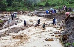 Tìm thấy thi thể nữ sinh ở Tuyên Quang bị nước cuốn trôi, còn 11 người mất tích