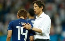 HLV Nhật Bản nói gì sau khi bị loại đau đớn trước Bỉ?