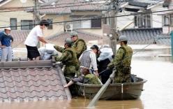 Mưa lũ tại Nhật Bản: Ít nhất 88 người chết, hàng chục nghìn người phải di tản