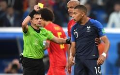 World Cup 2018: Chỉ vài giây làm trò, cả một trận đấu rực sáng của Mbappe bị