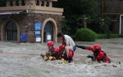 Mưa lũ ở Trung Quốc: Hàng chục người chết, thiệt hại 3,87 tỉ USD