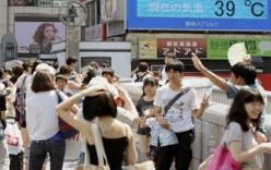 Sau lũ lụt lịch sử, Nhật Bản lại hứng chịu đợt nắng nóng kỷ lục