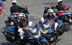 Sự cố dở khóc dở cười trong lễ diễu binh kỷ niệm Quốc khánh Pháp