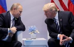 Trump chúc mừng Putin và nước Nga với \