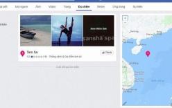 Facebook vẫn chưa sửa thông tin sai lệch về bản đồ quần đảo Hoàng Sa