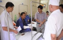 Nam thanh niên lạ mặt dùng dao hành hung nhân viên bệnh viện