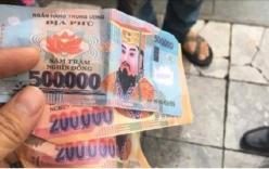 Thông tin bất ngờ vụ khách tây tố bị trả lại tiền âm phủ ở Hà Nội