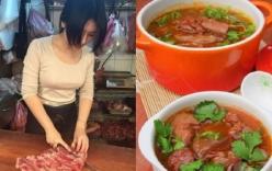 Mua thịt bò về làm sốt vang cho cả nhà ăn, nàng dâu bị mẹ chồng chê tiêu hoang phí, đề nghị ra ăn riêng dù chồng đang ở nước ngoài