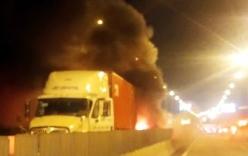Đã xác định nguyên nhân vụ tai nạn kinh hoàng trên cao tốc khiến 2 người chết tại chỗ