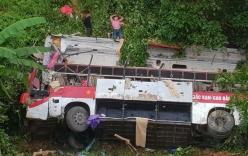 Danh tính 20 nạn nhân thương vong trong vụ xe khách lao vực Cao Bằng