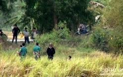 2 kẻ nghi dùng dao khống chế tài xế, cướp taxi bỗng biến mất trước sự bao vây của cả trăm cảnh sát