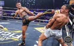 10 pha knockout kinh điển trong Muay Thái