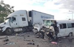 Kết luận chính thức nguyên nhân vụ tai nạn giao thông làm 13 người chết ở Quảng Nam