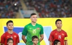 Đặng Văn Lâm nói gì sau khi bị loại khỏi Olympic Việt Nam?