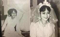 Ngày xưa mà có MXH thì mẹ Sunht chắc hẳn sẽ nhận bão like với tấm ảnh đẹp như hoa hậu thế này
