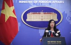 Việt Nam yêu cầu Trung Quốc chấm dứt hoạt động kỷ niệm thành lập