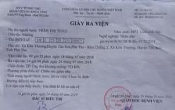 Bộ Y tế đề nghị điều tra vụ người dân bất ngờ phát hiện nhiễm HIV ở Phú Thọ