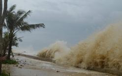 Tin bão mới nhất: Cơn bão số 4 hình thành trên biển Đông