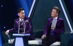"""Tuyệt đỉnh song ca tập 6: Mr Đàm hứa tặng Quang Lê áo tím hột xoàn to bằng…""""hạt mít"""""""