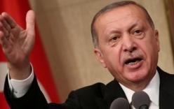 Thổ Nhĩ Kỳ bất ngờ \