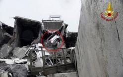 Người sống sót trong vụ cầu cao tốc bị sập ở Ý kể lại phút tuyệt vọng