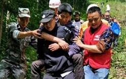 Người đàn ông ăn tre để sống sót trong 5 ngày lạc trên núi tuyết