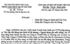 VTV9 đề nghị công an bảo vệ nhân chứng bị hành hung sau phóng sự BĐS đa cấp