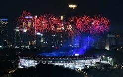 Trực tiếp lễ khai mạc đầy tham vọng của chủ nhà Asiad 2018 - Indonesia
