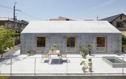 Ngôi nhà bình dị ở vùng quê của vợ chồng người Nhật có thiết kế đơn giản nhưng cực thông minh