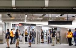 Mỹ mở lại ga tàu điện ngầm 17 năm sau khi bị chôn vùi trong sự kiện 11/9