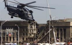 Những hình ảnh về vụ khủng bố 11/9 đột nhiên