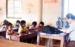 Gia Lai: Giáo viên vùng biên giới bị