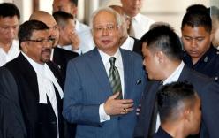 Cựu thủ tướng Malaysia Najib bị bắt