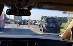 Vụ tài xế Lexus biển tứ quý bị tông tử vong khi làm việc với CSGT: \