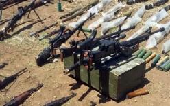 Quân đội Syria phát hiện thứ bất ngờ trong sào huyệt của IS