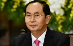 Chủ tịch nước Trần Đại Quang từ trần vì bệnh hiểm nghèo