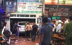 Hé lộ nguyên nhân xe Santa Fe lao vào quán khiến hàng chục người bị thương
