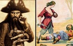 Sự thật kỳ lạ về cướp biển: Đeo bịt mắt không phải vì chột, có cả