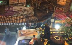 Phát hiện 2 thi thể trong đám cháy tại Đê La Thành: Công an mời ông Hiệp \