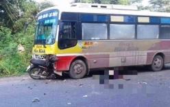 Tông trực diện xe bus, nam thanh niên tử vong tại chỗ