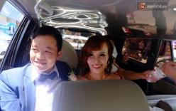 Sau đám cưới, cặp đôi vợ 62 tuổi chồng 26 tuổi ở Cao Bằng mời bạn bè đi bar để