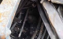 Tình trạng bệnh nhi nghi là con của 2 vợ chồng chết cháy ở khu nhà trọ ông Hiệp