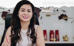 Bị Trung Nguyên bãi nhiệm, bà Lê Hoàng Diệp Thảo nói gì?