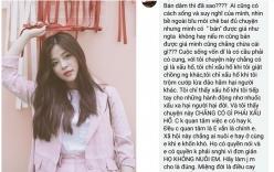MC Cao Vy mở lại facebook, đáp trả quyết liệt những kẻ xúc phạm mình
