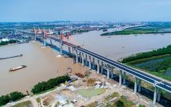 Từ 1/10, cầu Bạch Đằng trên cao tốc Hải Phòng – Hạ Long thu phí từ 35.000 đồng/lượt