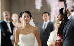 Đang háo hức chờ đợi thì chú rể thất kinh với bộ dạng rũ rượi của cô dâu ngay trước nhà hàng tiệc cưới