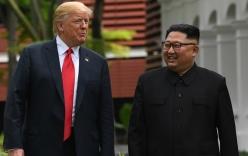 Tổng thống Trump khen lãnh đạo Triều Tiên \