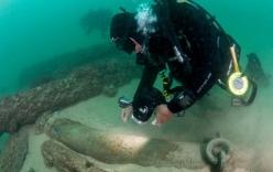 Phát hiện xác tàu buôn 400 năm dưới đáy đại dương
