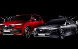 VinFast chính thức công bố tên 2 mẫu xe đầu tiên LUX A2.0 và LUX SA2.0